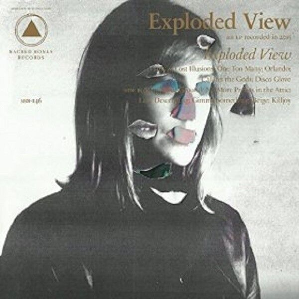 EXPLODED VIEW - EXPLODED VIEW   CD NEU