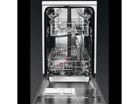 Zanussi ZDV12004FA Fully Integrated Dishwasher