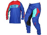 "New Alias Kids Motocross Kit size 26"" Pant Large Jersey MX YOUTH CHILDS CHILDRENS PITBIKE QUAD KTM"