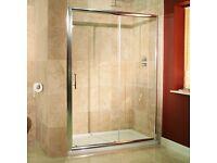 1200 sliding door Enclosure - 6mm glass