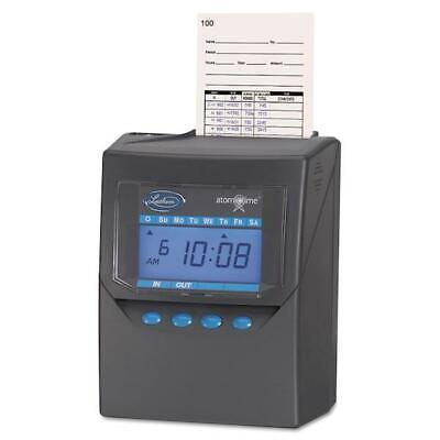 Lathem Time Recorder 7500e Gray