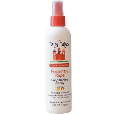 Fairy Tales Repel (Fairy Tales Rosemary Repel Conditioning Spray 8 Oz )
