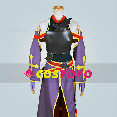 Anime Sword Art Online Konno Yuuki Cosplay Costume Outfit for Adults Custom Made