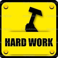 Hard worker looking for a hard job