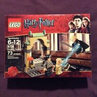 Lego 4736 Harry Potter freeing Doby