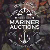 October Auctions - Mariner Auctions- Nova Scotia's Auction House
