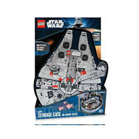 LEGO Star Wars Millenium Falcon shaped case