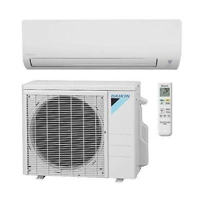 24,000 Btu 18 Seer Daikin Single Zone Mini Split Air Conditioning System