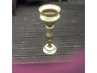 Brass chardiner
