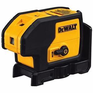 DEWALT (DW083CG) 100-ft Beam Self Leveling Cross-Line Laser Level (BRAND NEW) $199.99
