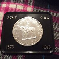SILVER RCMP Commemorative Coin
