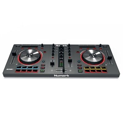 Numark Mixtrack 3 III 2-Channel Digital Controller with Virtual DJ LE Software