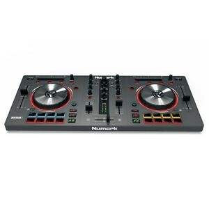 Numark Mixtrack 3 III 2-Channel Digital Controller with Virtual DJ LE Software