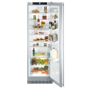 New Liebherr 24″ Wide Built-in Stainless Steel ALL Refrigerator