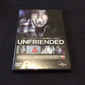 New 2015 Horror ( Unfriended )