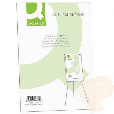 A1 Abatible Gráfica Plain Paper Pad Ataladrado Para Rotafolio Caballetes 40