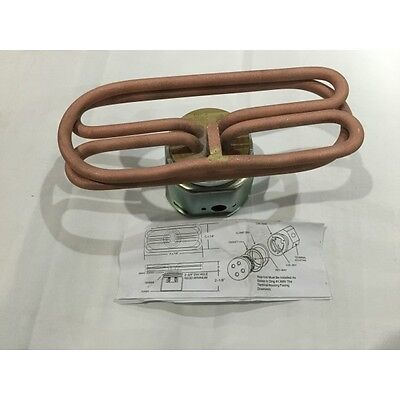 Sunny Water Immersed 5000 Watts Heating Element - 208vsteam Table Part