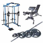 Armortech Commercial Smith Machine, Bench and 100kg Oly Package Malaga Swan Area Preview