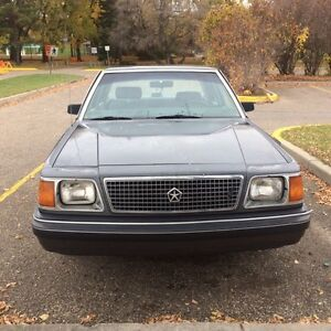 1989 Plymouth Reliant Low KM