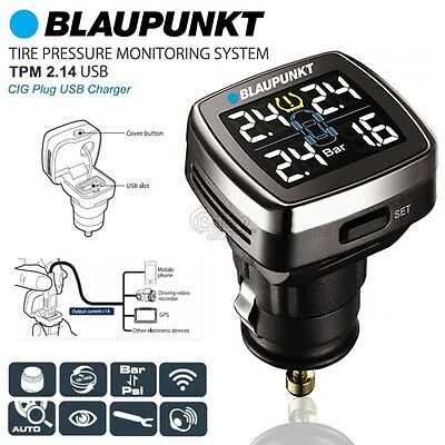 New Original BLAUPUNKT TPMS Tire Tyre Pressure Monitoring System Wireless Sensor