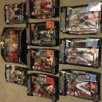 WWE Action Figures Deluxe Edition  *SUPERSALE*