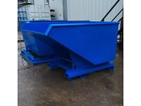 Tipping Skip - 1250L - Brand New