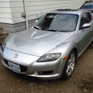 2006 RX8 for sale