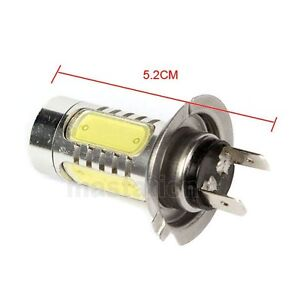 H7-Car-7-5W-High-Power-5-SMD-LED-Bulb-Fog-Driving-Light-Lamp-White-12V-889-CL405