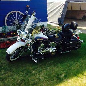 2010 Harley Heritage Softail