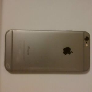iPhone 6 black and grey colour