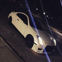 G35 coupe low mileage