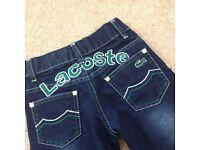 Lacoste Kids Jeans