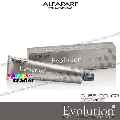 Alfaparf Milano Evolution Of The Color Platinum Permanent Hair Dye