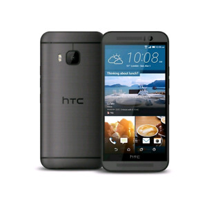 HTC M9 32GB Factory Unlocked Factory Unlocked works perfectly~~~