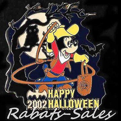 Halloween Mickey - Cowboy with Lasso LE1500 Walt Disney World Epcot Pin](Disney World Epcot Halloween)