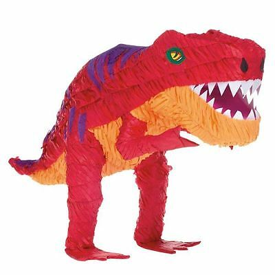 T-Rex Pinatas Dinosaur Prehistoric Birthday Party Game