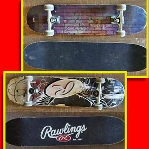 "2 SKATEBOARDS 31"" ($30 TAKES BOTH)"