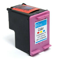 HP 60XL Remanufactured Color Ink Cartridge (CC644WN) High Yield
