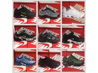 (KING OZY) WHOLESALE MENS DESIGNER BOXERS TRACKSUITS TSHIRTS TRAINERS 90s 95 97 Tns