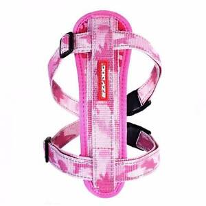 Ezy Dog Chest Plate Harness M Cost $48 Pink Camouflage Applecross Melville Area Preview