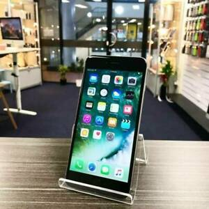 iPhone 6 Plus 64G Space Grey MINT COND. WARRANTY INVOICE AU UNLOCKED