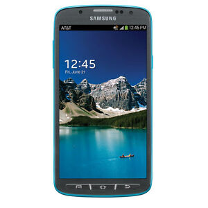 SAMSUNG S4 ACTIVE UNLOCKED CELL PHONE CONDITION 6/10