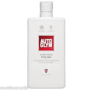 Autoglym Super Resin Polish 1L [SRP1L] 1 Litre Bottle