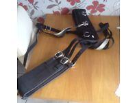 Horse training/ lunge roller