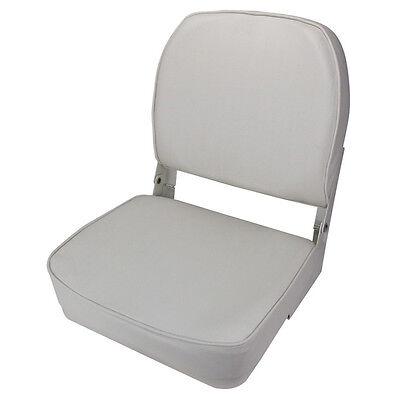 Boat Seat  White Marine Boat Seat Helm Chair Fishing Boat Seat Tinnie Seat
