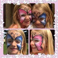 Face painting for all occasions