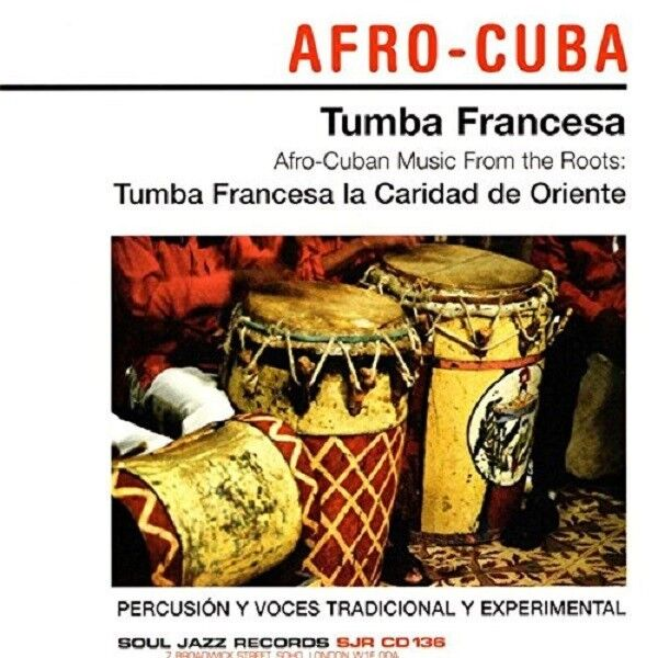TUMBA FRANCESA - AFRO-CUBAN MUSIC FROM THE ROOTS  CD NEU