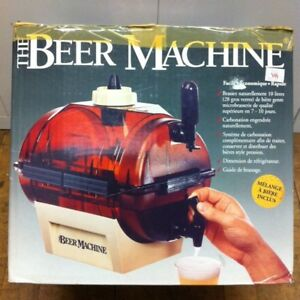 The Great Canadian Brewing Co. The Beer Machine