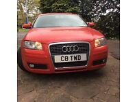 Audi A3 sport 2.0fsi