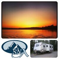 Travel Trailer Rentals - July 17-23 Open and Aug
